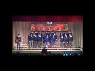 班際合唱比賽高級組季軍四禮班