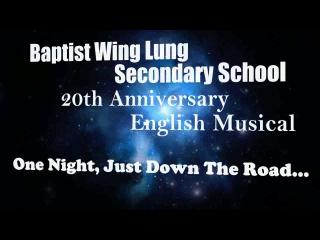 20TH ANNIVERSARY ENGLISH MUSICAL