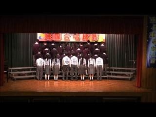2012-2013班際合唱比賽初級組最具創意獎三善班