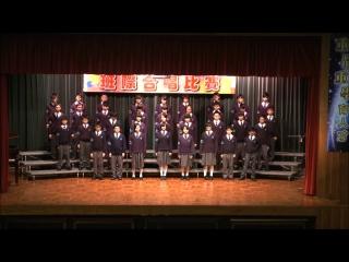 2012-2013班際合唱比賽初級組最具感染力獎二善班